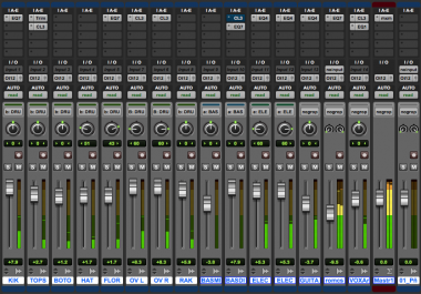 Mixing and Mastering your song