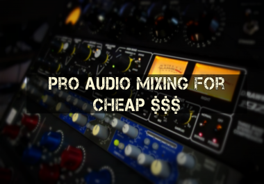 Pro Song Mixing
