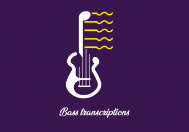 Best Bass Transcription Service on AirGigs