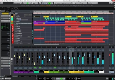 Audio editing and pitch correction