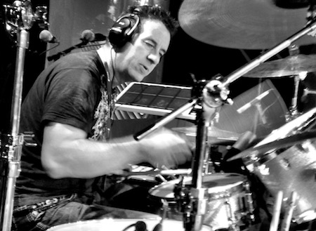 Get Jim Riley Rascal Flatts/Nashville sessions drumming on your project
