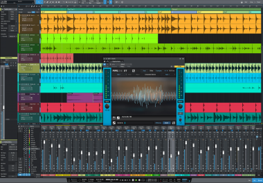 I will edit your vocals pitch correction and Instruments Drums, Guitars, Percussion, etc FAST