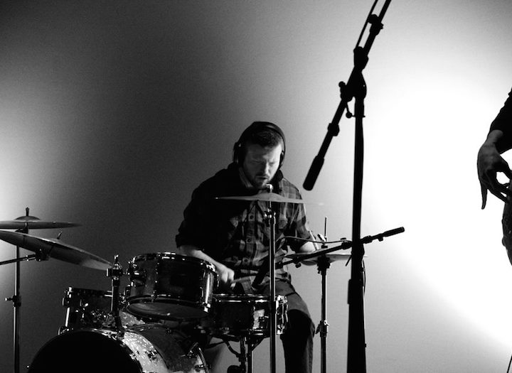 Record drums on your song