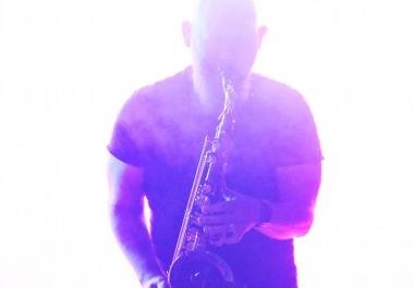 Professional Saxophone Session Work