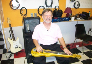 Lap Steel on your song