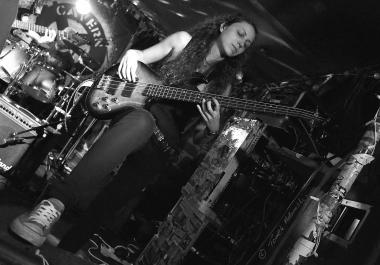 Cool bass lines - Metal Rock Pop