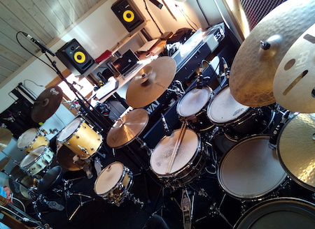 Drums for your track Pop, Gospel, Jazz, Fusion, HipHop, Classical, etc