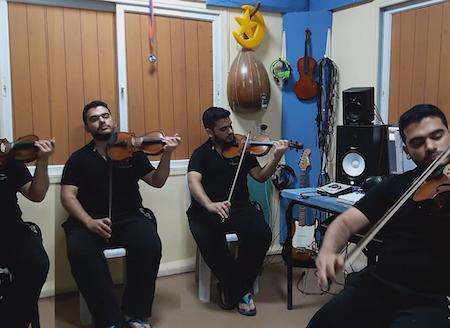 String Quartet Arranging by Jack-of-All String Co