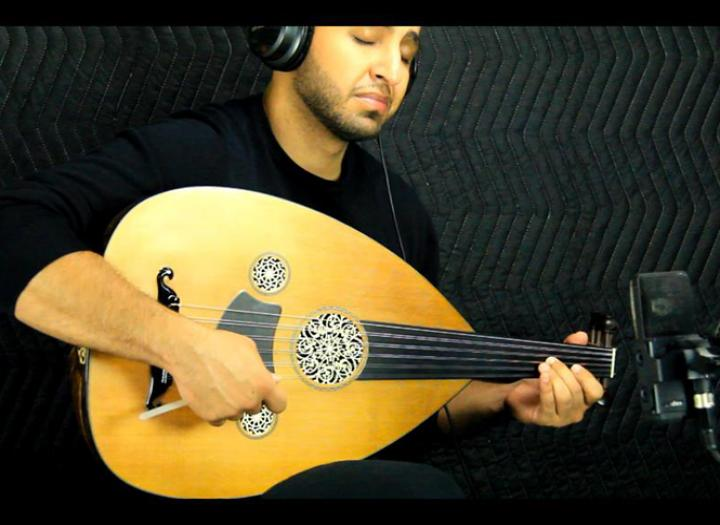 Turkish Oud, guitar, bass, zurna, santoor, bansuri flute, tabla