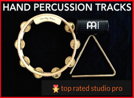 Hand Percussion For Your Track