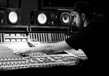 MIXING:  I can professionally mix your song(s) for radio, CD, iTunes, distribution, etc.