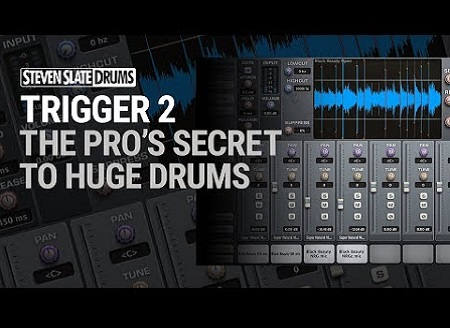 Drum mixing with great samples for replacement or for thickeners.