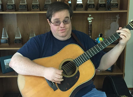 Bluegrass and country acoustic guitar!