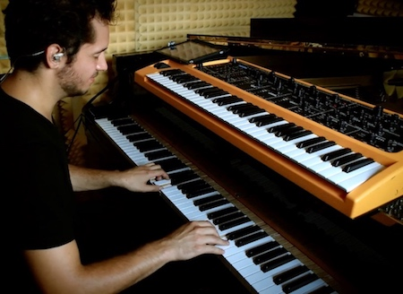ACOUSTIC GRAND PIANO, KEYBOARDS, ARRANGEMENT/COMPOSITION WORK FROM ACCLAIMED PIANIST AND PRODUCER