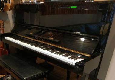 Turn MIDI upright piano into real upright piano