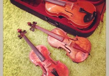 High Strings Big Section Overdub