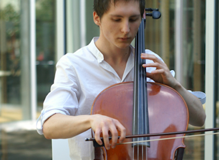 Cello tracks recorded arrangement included