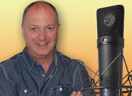 PROFESSIONAL DEEP BRITISH VOICEOVER - UP TO 3 MINUTES SCRIPT