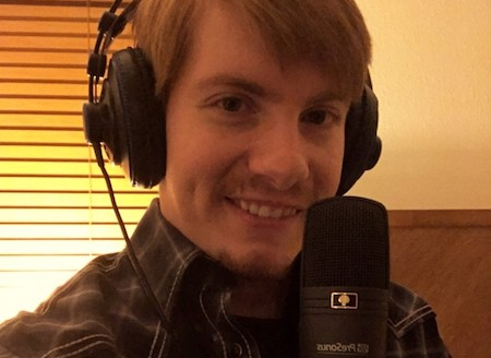 Professional Male Vocalist with Dynamic and Versatile 4 Octave Range