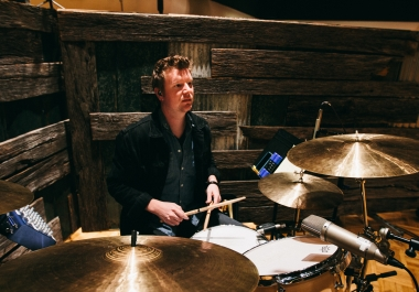 Professional multi-tracked drums and percussion - Nashville, Tn - 2 complete takes