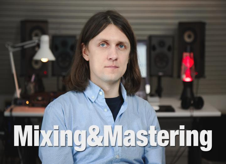 Mixing and Mastering from graduated audio engineer
