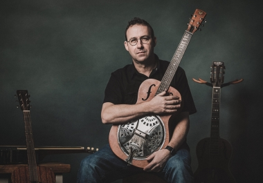 Slide Resonator Blues Guitar - I will record a great blues slide guitar track for your project
