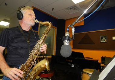I will play Saxophone Solos & Fills on your song