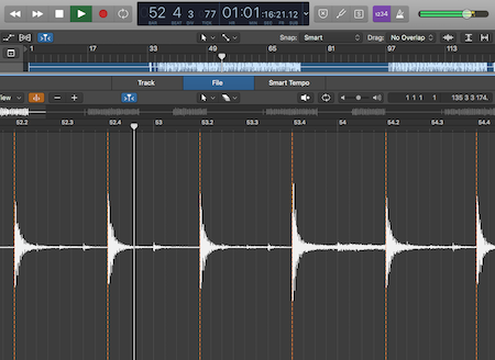 Editing Multi-Tracked Drums: Done by a Drummer