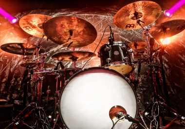 Drum Tracks by Johnny Concannon