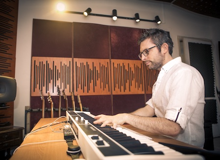 Piano / Keys Recording session to any song