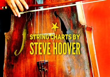 CUSTOM STRING CHARTS FOR YOUR SONG