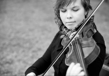 Layered violins