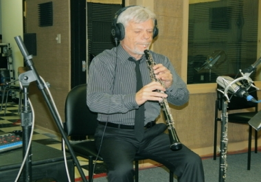 I will Play Oboe or English Horn/Cor Anglais on your song
