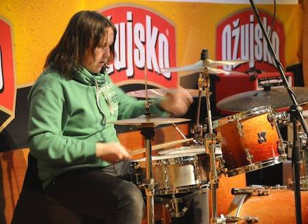 """PROFESSIONAL VINTAGE DRUM TRACKS MIXED AND PROCESSED. BY ORIOL """"IOL"""" CASES."""