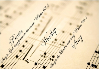 Christian Song production, from your simple idea, to a full ready to use multitrack recording, mixed and mastered