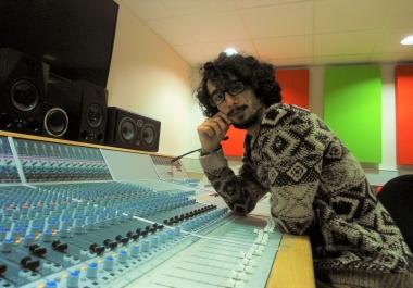 Analog & Digital Mixing and Mastering London Studio