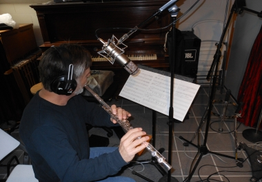 Flute or Alto Flute on your song