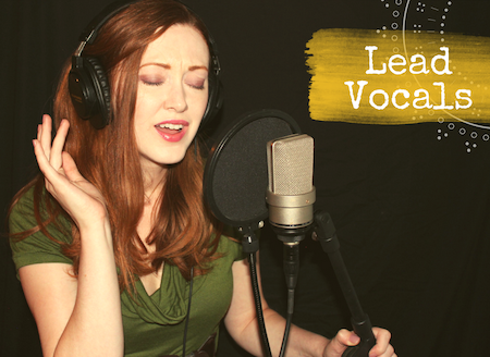Female Lead Vocals for Any Genre