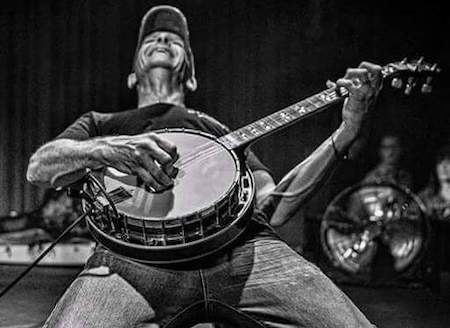 Banjo, Guitar, Fiddle, Mandolin or Bass. Professional recording/touring artist for over 4 decades.