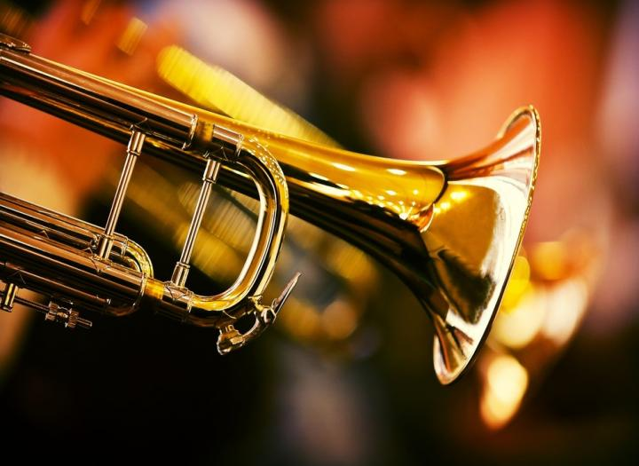 Funk, jazz, classical trumpet, sax, trombone, horns section