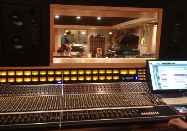 """MIXING + MASTERING IN NEW YORK UP TO """"5 TRACKS"""""""