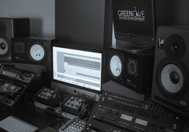PROFESSIONAL MIX AND ANALOG MASTERING
