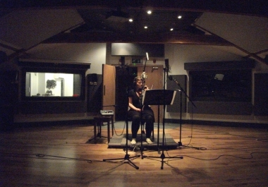 Solo Violin OR Viola/Double Bass recording