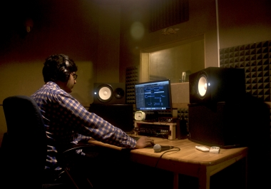 MIXING AND MASTERING ONE SONG WITH UP TO 64 ELEMENTS