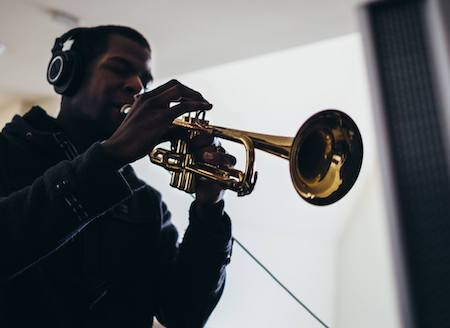 Trumpet Track For Your Song Includes Overdubs/Layering